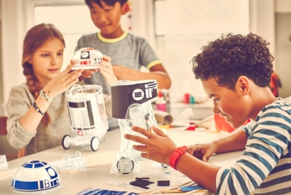 Star Wars, è l'era dei droidi: arriva l'Inventor Kit di littleBits