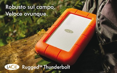 lacie rugged thundebolt
