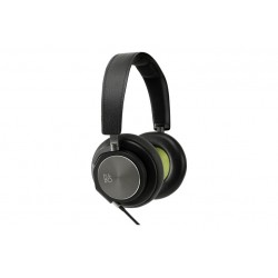 B&O Beoplay H6 \\ Cuffie over-ear - jack 3,5mm - Black leather