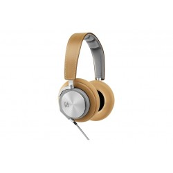 B&O Beoplay H6 \\ Cuffie over-ear - jack 3,5mm - Natural leather