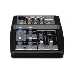 Wharfedale Connect 502 USB \\ Mixer 5 canali USB