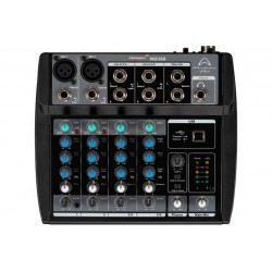 Wharfedale Connect 802 USB \\ Mixer 6 canali USB