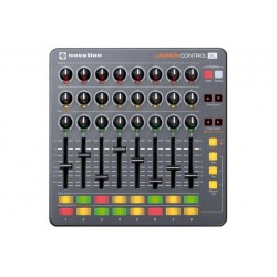 Novation Launch Control XL \\ Superficie di controllo MIDI per Ableton Live