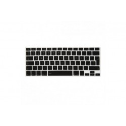 Aiino Keyboard Protector \\ Copritastiera per MacBook - Black