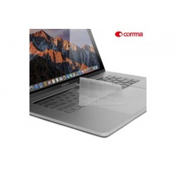 Devia Keyboard Cover \\ Copritastiera per MacBook Pro Touchbar - Trasparente