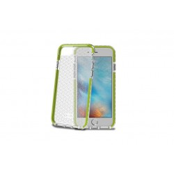 CELLY HEXAGON - IPHONE 7/8/SE \\ HARD CASE - GREEN