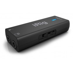 IK Multimedia iRig HD 2 \\ Interfaccia audio HD per chitarra - Connettore Lightning/USB