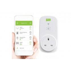 eFergy Ego Smart Plug \\ Dispositivo di monitoraggio consumo elettrico smart Wi-Fi