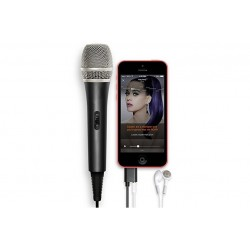 MusiXmatch Mic \\ Microfono da karaoke per iPhone/iPad