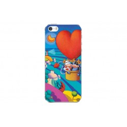 iCALISTIni Toro&Mucca - iPhone 5/5s/SE \\ Cover soft