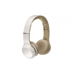 Pioneer Deep Bass Sound \\ Cuffie on-ear - Bluetooth - Bianco