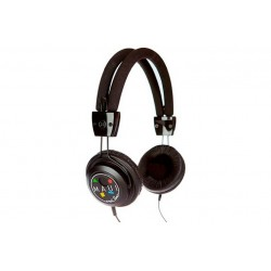 HearWear Maui and Sons \\ Cuffie on-ear - jack 3,5mm - Nero