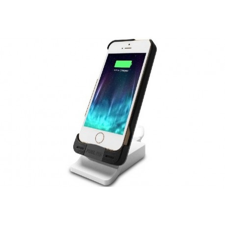 Patriot Gravity \\ Custodia per iPhone 6 con ricarica wireless + Charging Pad da tavolo
