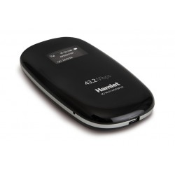 Hamlet HHTSPT3GM42 \\ Router Wi-Fi 3G 43.2Mbps - Micro SD File Sharing