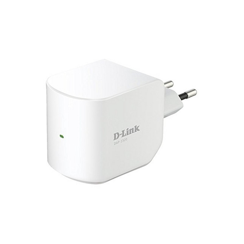 how to connect d link range extender