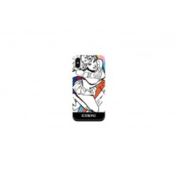 Iceberg Supergirl - iPhone X \\ Soft case