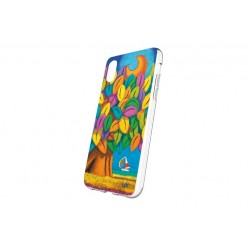 Cover iPhone X CALISTI Albero Vita