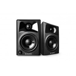 M-AUDIO AV42 \\ Coppia casse monitor 80W - Nero
