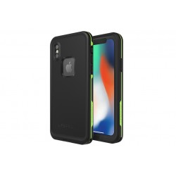 LifeProof FRE - iPhone X \\ Waterproof hard case - Night lite