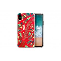 LAUT Nomad London - iPhone X \\ Soft case