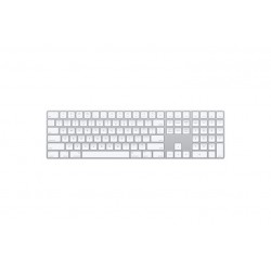 TASTIERA MAGIC KEYBOARD APPLE CON TASTIERINO NUMERICO \\ ARGENTO - INGLESE USA