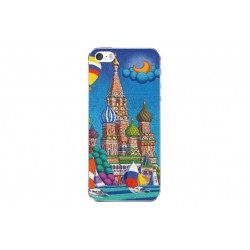 iCALISTIni Mosca - iPhone 5/5s/SE \\ Cover soft