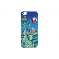 iCALISTIni New York - iPhone 5/5s/SE \\ Cover soft