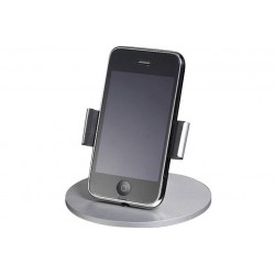 Just Mobile Lounge \\ Supporto da auto e da tavolo per iPhone