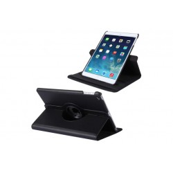 Fine&Dandy Leather Case - iPad Air 1st/2nd gen. 2017 \\ Custodia con stand - Black