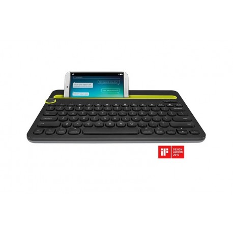 Logitech Bluetooth Multi-Device Keyboard K480 \\ Tastiera Bluetooth multi-dispositivo