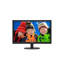 "Monitor Philips LED 22"" - 223V5LHSB2"