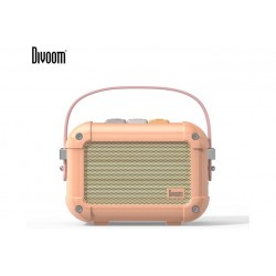 Divoom Macchiato \\ Altoparlante Bluetooth - Royal pink