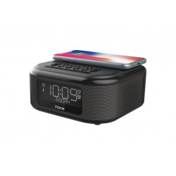 iHome iBTW23 Dual Alarm \\ Sveglia Bluetooth con altoparlante e Wireless Charging