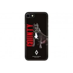Marcelo Burlon Dogo Black - iPhone XR \\ Hard case