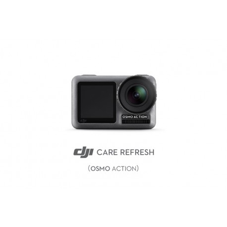 DJI Care Refresh (Osmo Action) \\ Assicurazione 2 eventi accidentali in 12 mesi