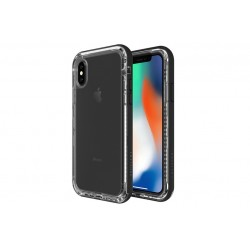 LifeProof NEXT - iPhone X \\ Hard case - Black crystal