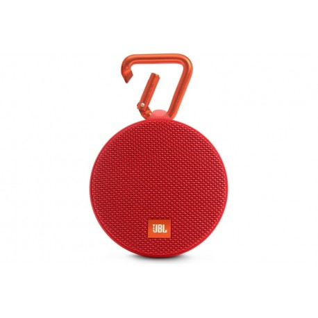 JBL Clip 2 \\ Altoparlante Bluetooth - Waterproof - Rosso