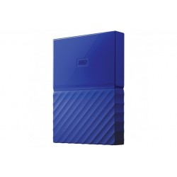 WD My Passport - 2TB \\ Hard Disk portatile USB 3.0 - Blu