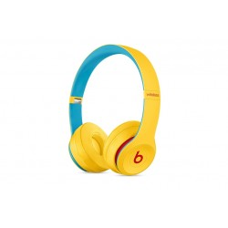 Beats Solo3 Wireless Club Collection \\ Cuffie on-ear - Bluetooth - Giallo Club