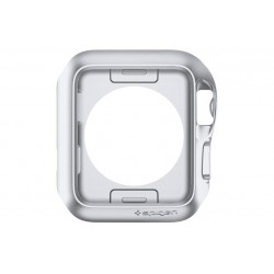 Guscio Spigen Slim Armor 38mm Apple Watch \\ Argento