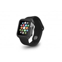 Guscio Ozaki Shockband 38mm Apple Watch \\ Nero