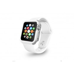 Guscio Ozaki Shockband 38mm Apple Watch \\ Bianco