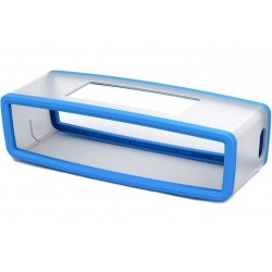 Bose SoundLink Mini Soft Cover \\ Custodia - Blu in silicone