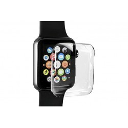 Aiino Bumper - Apple Watch 42mm \\ Guscio protettivo - Clear