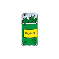 BENJAMINS SPINACH - IPHONE 7/8/SE \\ SOFT CASE