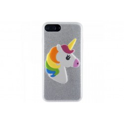 BENJAMINS UNICORN - IPHONE 6/6S/7/8/SE \\ 3D SOFT CASE