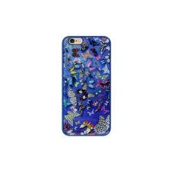 Christian Lacroix Butterfly - iPhone 6 \\ Hard case - Blue