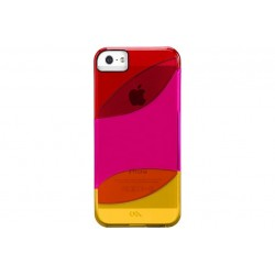 case-mate Colorways - iPhone 5 \\ Cover soft - Red/pink/orange