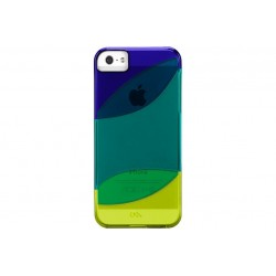 case-mate Colorways - iPhone 5 \\ Cover soft - Blue/green