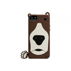 case-mate Grizzly - iPhone 5 \\ Cover soft